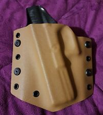 Glock holster 17/22  LH fondina Glock 17/22 mano sinistra