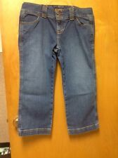 Tommy Hilfiger Women's Capri Crop Wash Jeans Sz 13