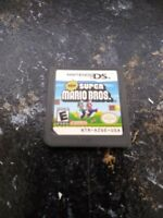 New Super Mario Bros. (Nintendo DS) Authentic & Tested Game Cartridge ONLY -