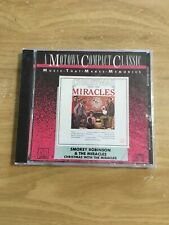 A Motown Compact Classic Christmas With The Miracles Smokey Robinson CD