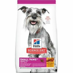 Science Diet Canine Adult 7+ Small Paws™ Chicken 1.50 Kgs