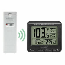 La Crosse Technology T83639 Wireless Temperature Station - New - Factory Sealed