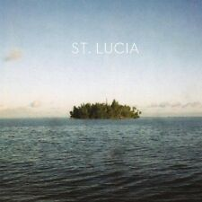 ST. LUCIA - ST. LUCIA (10 inch Vinyl Disc - 2012) COLLECTIBLES