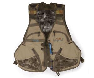 Fishpond Flint Hills Fly Fishing Vest, Clay