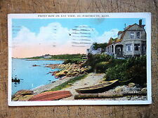 Front Row Bay View So Dartmouth Ma 1932
