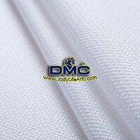 Cross Stitch Aida Fabric Cloth - 14ct (count) white, 50cm X 50cm, free shipping