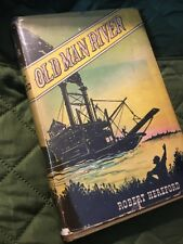 Vintage Book Old Man River: The Memories of Captain Louis Rosche, Hereford