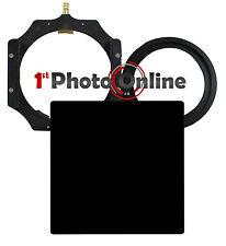 100mm 10 Stop Kit ND 3.0 + 67mm Ring + 4x4 Filter Holder same as Lee Big Stopper