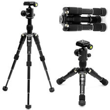 HORUSBENNU D-SLR RF Camera Table-Top Traveler Mini Tripod TM-5+Ball Head LX-30TL