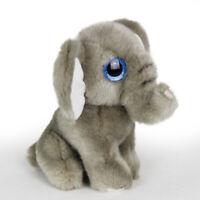 17cm grau  sehr guter Zustand! IKEA Kuscheltier Baby Elefant ca