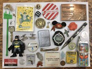 Junk Drawer Lot Vintage-Now