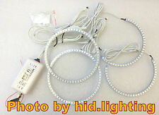 LED Multi-Color WIFI SMD RGB ANGEL EYES HALO RING Lamps Remote LEXUS IS200 IS300