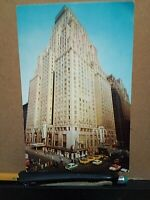 HOTEL NEW YORKER New York City CHESTER LITHO C-19223