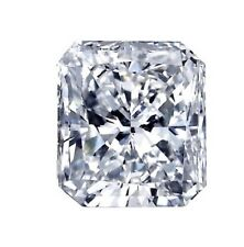 1.01ct. Square Radiant Cut, I Color, SI3 Clarity Diamond, Engagement
