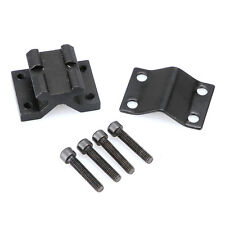 Universal Tactical 20mm Rail Barrel Mount Clamp Clip for Rifle Scope Sight Light