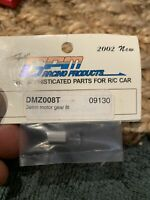 Team GPM Racing Products Delrin Motor Gear(8T)-1PC DMZ008T New