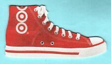 TARGET Red Target Converse Sneaker 2007 Die-Cut Gift Card ( $0 )
