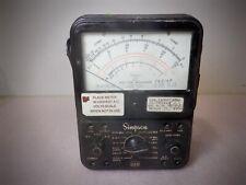 Simpson 260 Series 5 Volt Ohm Milliammeter