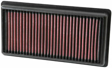 K&N 33-3006 Replacement Air Filter for 12-19 108 208 2008 C1 C3 DS3 C4 C-Elysee