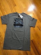 Smithsonian NMAAHC African-American Museum GRAY Logo T-Shirt - Men Medium Tee