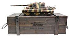 Torro 1112200782 – RC Chasse Tiger Camouflage D'été IR 1/16 Char