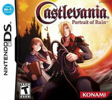 Castlevania Portrait of Ruin (Nintendo DS, 2006) BRAND NEW SEALED