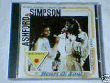 ASHFORD & SIMPSON The gospel according to:count your cd