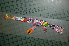 AK STICKER BOMB Sticker Decal Vinyl JDM Euro Drift Lowered illest Fatlace