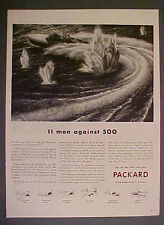 1943 WWII Mustang~Warhawk~Mosquito~Navy~Hurricane~Lancaster Packard Aircraft AD
