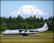 USAF C-141 Starlifter 60th AW McChord  AFB 1994 8x10 Aircraft Photos