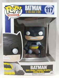 Heroes Funko Pop - Batman - The Dark Knight Returns - No. 117