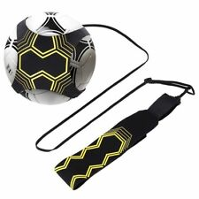 Football Star Kick Football Practice Training Aid - Solo Soccer Trainer Returner