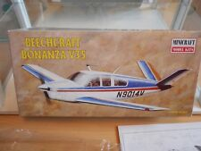 Modelkit Minicraft Beechcraft Bonanza V35 on 1:48 in Box