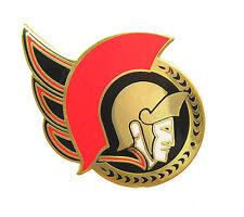 Ottawa Senators NHL Logo Pin