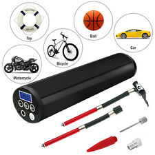 Portable Air Compressor LCD 150PSI 12V Auto Car Bike Electric Tire Inflator Pump