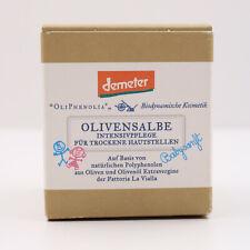 Olivensalbe OliPhenolia Biodynamische Kosmetik Babysanft 25ml