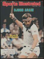 SI: Sports Illustrated July 16, 1979 Bjorn Borg, Tennis, VERY GOOD