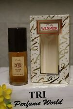 Coty WILD MUSK Cologne for Women Spray 3 fl.oz. Vintage BIG SIZE