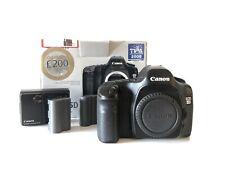 Canon EOS 5D Classic mki mark 1 mark i 12.8MP FULL FRAME Digital SLR Camera body