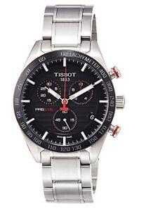Tissot T100.417.11.051.01 PRS 516 Men's Watch-Stainless Steel/Black T10041711051