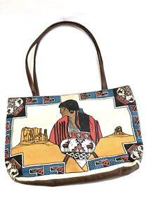 El Paso Saddle Blanket Company Bag South Western Purse