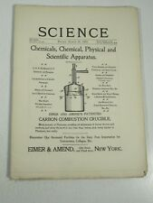 Science Magazine-Vol. 17 #429- March 20, 1903- Carbon Combustion Crucible