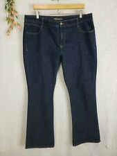Old navy dreamer jeans size 16 dark wash boot cut womens