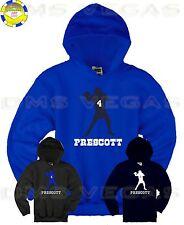 Dallas Dak Prescott Jersey Hoodie Sweatshirt Men Size S-XL Shadow