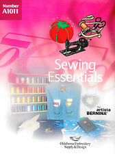 SEWING ESSENTIALS  #A1011 Artista Embroidery Memory Card for 165/170/180/185/200