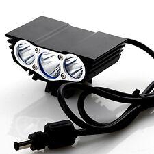 6000LM CREE U2 XM-L 3LED Fahrradlampe Beleuchtung Fahrradbeleuchtung Bikelight