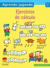 NEW - Ejercicios de calculo (Aprendo jugando) (Spanish Edition)