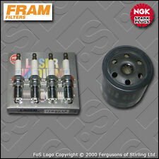 Service kit pour ford focus MK2 2.0 16V essence fram filtre à huile bougies (2004-2010)