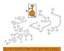 GM OEM-Power Steering Pump Reservoir Tank 92202130