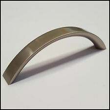 50 pack Krome Satin Nickel Zinc Space Bow Handle 106mm(96mm Hole Center)  500061